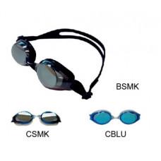Arena 蛙鏡 泳鏡(鏡面處理)-藍藍/灰藍 AGL530ME