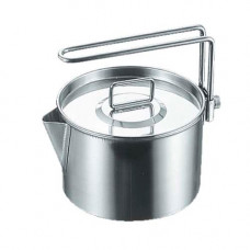 CAPTAIN STAG 鹿牌不鏽鋼茶鍋具900ml M-7726