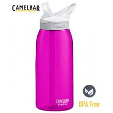 CAMELBAK 多水吸管水瓶 1000ml 杜鵑紅 CB1273601001