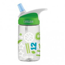 CAMELBAK 兒童吸管運動水瓶 400ML 運動之星 CB1274111040
