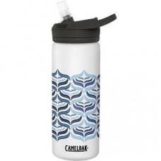 CAMELBAK 多水吸管保冰/溫水瓶 600ML 波浪紋理 CB1649102060