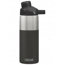 CAMELBAK Chute Mag 戶外運動保冰/溫水瓶 600ml-濃黑 CB1515001060