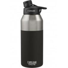 CAMELBAK Chute Mag 戶外運動保冰/溫水瓶1200ml-濃黑 CB53868