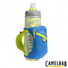 CAMELBAK QuickGrip 手握式保冷噴射水瓶 620ml-閃電藍 CB62432