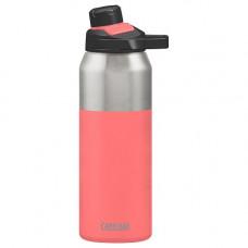 CAMELBAK Chute Mag 戶外運動保冰/溫水瓶1000ml-珊瑚橘 CB1516602001