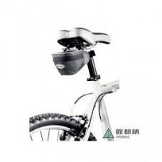 Deuter  德國 自行車座墊包0.9L DT-32628 黑/灰