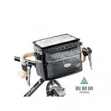 Deuter  德國 自行車地圖袋 9L 黑/灰  DT-32678-BK