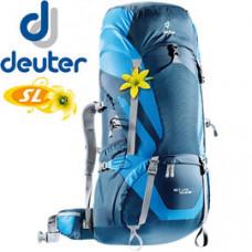 Deuter  德國 Act Lite 70+10L拔熱透氣背包 藍DT-4340215-DN