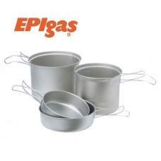 EPIgas ATS鈦雙鍋組 397g TS-203
