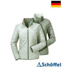 Schoffel 女 Alyeskal Ventloft 防風保暖雙面穿外套(ZPN)-銀石灰 8SL20-12102-9