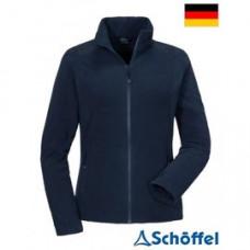 Schoffel 女 Alyeskal 刷毛外套(ZPN)-深藍 8SL20-12094-8