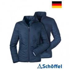 Schoffel 女 Alyeskal Ventloft 防風保暖雙面穿外套(ZPN)-深藍 8SL20-12102-8