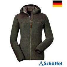 Schoffel 女 Sakai+ 超保暖連帽外套-摩卡棕 8SL20-12224-4