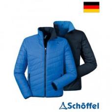 Schoffel 男 Adamont1 Ventloft 防風保暖雙面穿外套(ZPN)-藍/黑 8SL20-22303-8