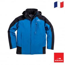 Eider 男 G.T.防水保暖二件式外套 藍 4EIV3061-6798