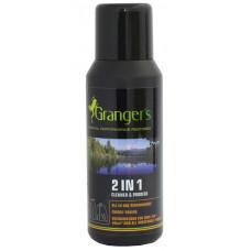 Granger's 2合1清潔+抗水洗劑 300ml GRF24