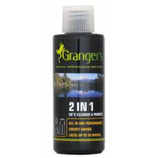 Granger's 2合1清潔+抗水洗劑 60ml GRF25