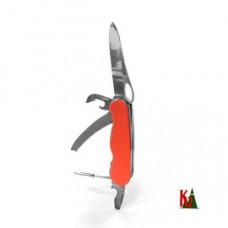 K2  多功能八用工具刀 橘 K2-0172