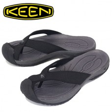 Keen Waimea H2 橡膠夾腳拖-黑 1019210