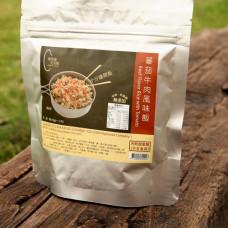 輕快風生活館 蕃茄牛肉風味飯(個人包 新配方) FOOD-503