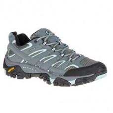 Merrell Moab2 女 GT低筒健行鞋-灰淺藍 ML06036