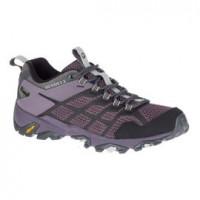 Merrell Moab FST2 女 GT低筒健行鞋-紫/灰 ML77430