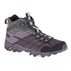 Merrell Moab FST2 女 GT中筒健行鞋-紫/灰 ML77482