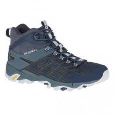 Merrell Moab FST2 男 GT中筒健行鞋-深藍/灰 ML77495
