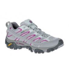 Merrell MOAB2 女GT低筒健行鞋-淺灰/紫 ML06082