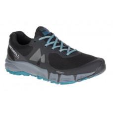 Merrell AgilityChargeFlex 男低筒輕戶外鞋-黑 ML09651