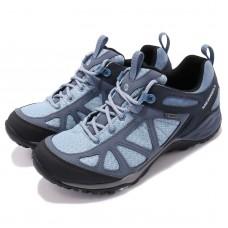 Merrell Siren Sport Q2 女低統GT鞋-水藍/灰 ML12434
