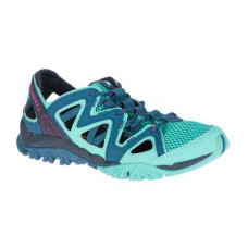 Merrell Tetrex Crest Wrap 女水路鞋- 藍綠 ML12848
