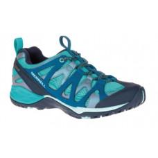 Merrell Siren Hex Q2 女GT低筒健行鞋-水藍 ML15894
