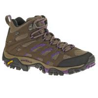 Merrell MOAB 女GT中筒鞋-深棕/紫 ML21444