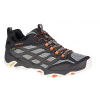 Merrell MOAB FST 男GT低統鞋-黑/橘 ML35759