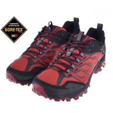 Merrell MOAB FST 男GT低統鞋-紅 ML35765