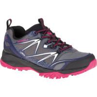 Merrell CAPRA BOLT 女GT健行運動鞋-灰/紫 ML35956