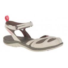 Merrell Siren Wrap Q2 女多功能運動涼鞋-淺棕 ML37484