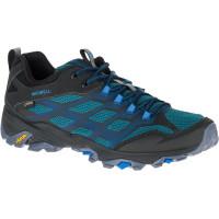 Merrell MOAB FST 男GT低統鞋-藍/灰 ML37599