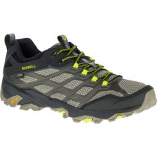 Merrell MOAB FST 男GT低統鞋-橄綠/黑 ML37601