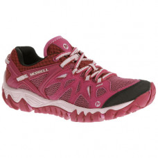 Merrell 女水路休閒鞋-桃紅 ML65034