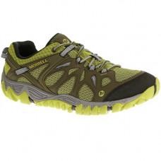 Merrell 男水陸鞋-墨綠/綠 ML65099