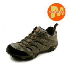 Merrell MOAB 男GT低統鞋-淺棕/黑  ML87107