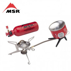 WhisperLite Unversal 多燃料汽化爐 MSR-06630