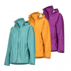 Marmot W-Precip 防水透氣外套 淡紫/淺黃/湖水綠 46200