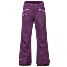 Marmot Slopestar 兒童防水透氣保暖雪褲 紫 76720-6765