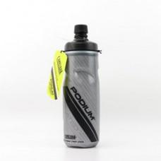 CAMELBAK 620ml Podium 保冷防塵噴射水瓶 神秘銀 CB1521001062