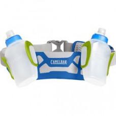 CAMELBAK Arc2 噴射水瓶跑步腰帶 300ml-閃電藍 CB62335