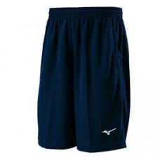 MIZUNO 美津濃 針織短褲(股下25cm)-丈青 32TB8A0314