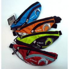 Mizuno 美津濃 慢跑腰包 33TM450521 水藍/33TM450535 綠/33TM450553 橘紅/33TM450562 紅色